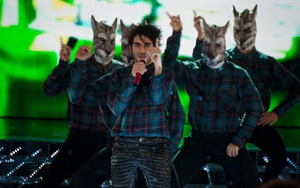 X-Factor 5: Valerio De Rosa canta The Look Of Love nella terza puntata