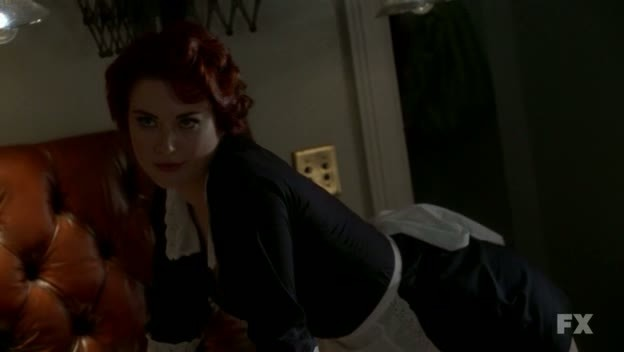 Alexandra Brekenridge in American Horror Story (episodio Spooky Little Girl, prima stagione)