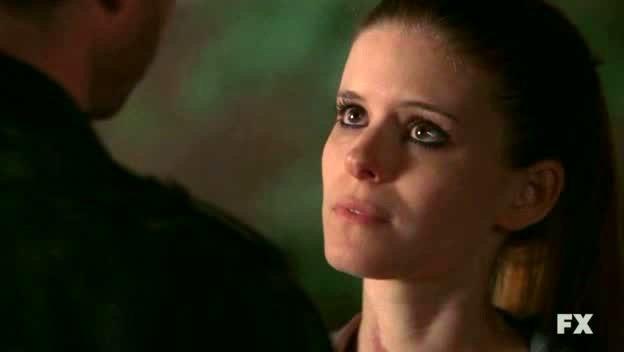 Kate Mara è Hayden in American Horror Story (episodio Spooky Little Girl, prima stagione)