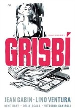 La copertina di Grisbì (dvd)