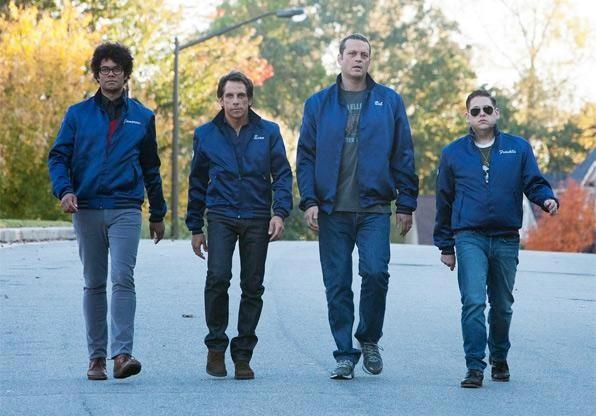 Richard Ayoade, Ben Stiller, Vince Vaughn e Jonah Hill: ecco i vigilantes di Neighborhood Watch