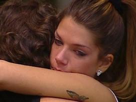 Grande Fratello 12: Chiara Giorgianni il giorno del suo compleanno, a novembre.