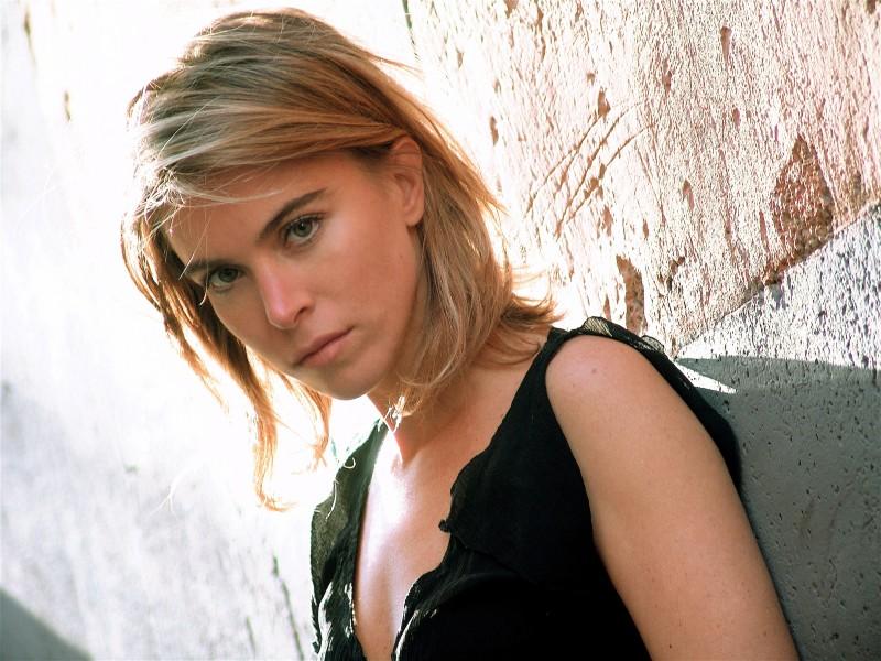 Francesca Faiella in un ritratto di Emilio Lari