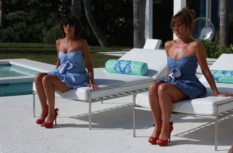 Hollywoo: Nikki Deloach e Florence Foresti sono una star e la sua controfigura