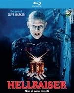 La copertina di Hellraiser (blu-ray)