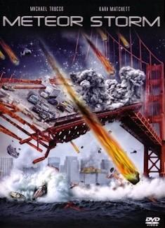 La copertina di Meteor Storm (dvd)