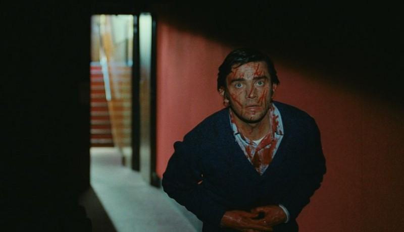 Pascal Cervo in una scena di Dernière séance
