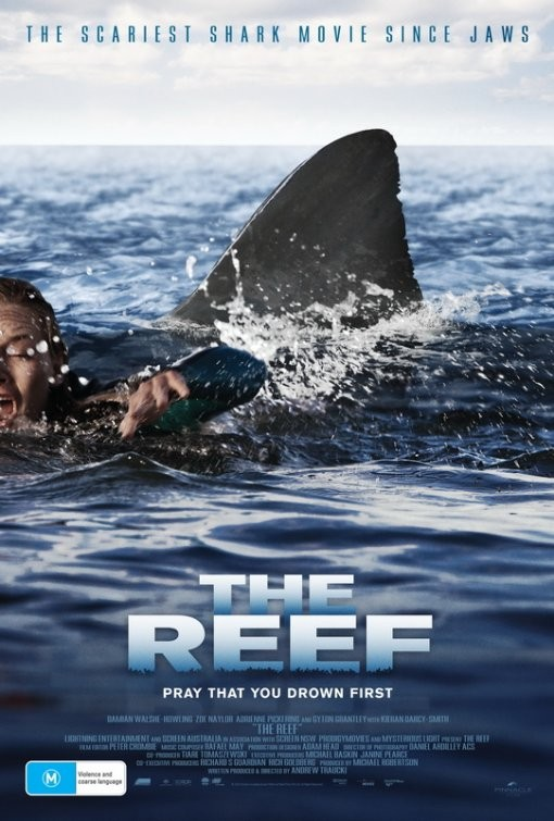The Reef: la locandina del film