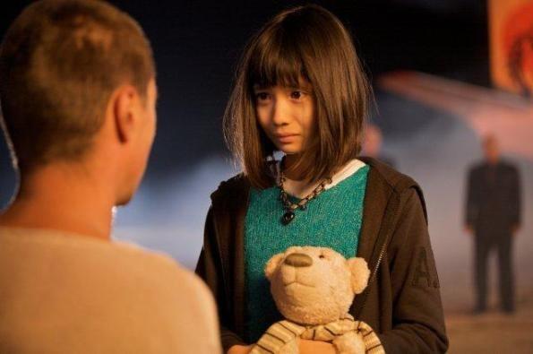 A Yakusa's Daughter Never Cries: in scena la piccola Chika Arakawa