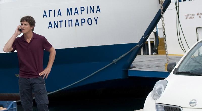 Alessandro Tiberi in una scena del film Immaturi - Il viaggio