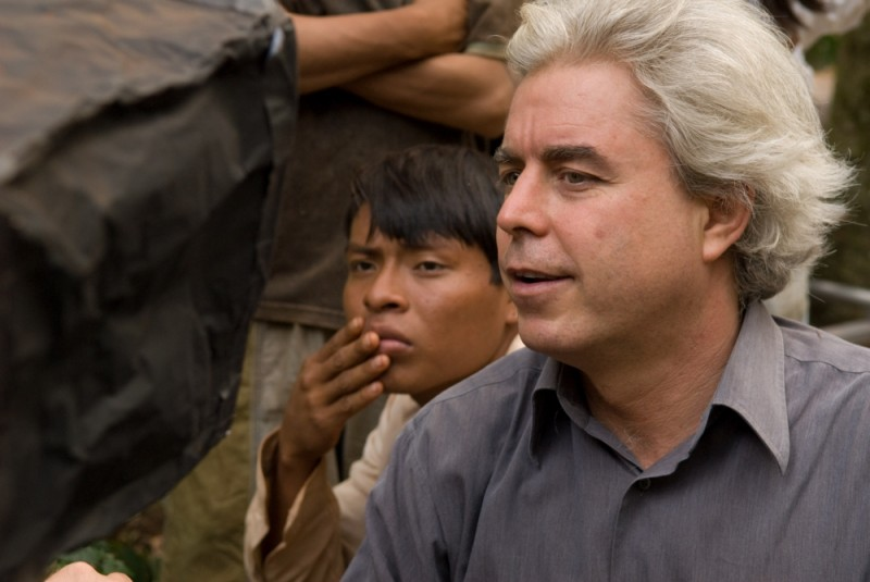 Il regista del film Marco Bechis in un'immagine promozionale
