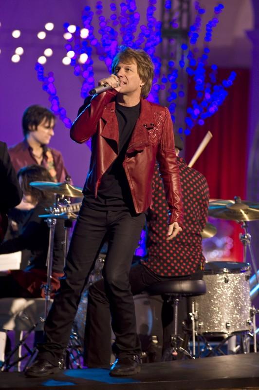 Jon Bon Jovi nel film Capodanno a New York