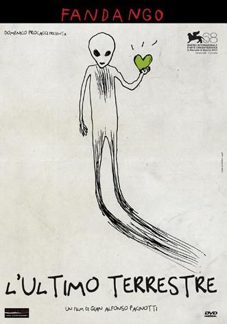 La copertina di L'ultimo terrestre (dvd)
