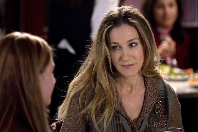 Sarah Jessica Parker in Capodanno a New York
