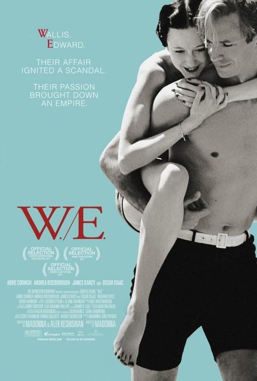 Edward e Wallis: nuovo poster