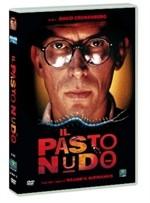 La copertina di Il pasto nudo (dvd)