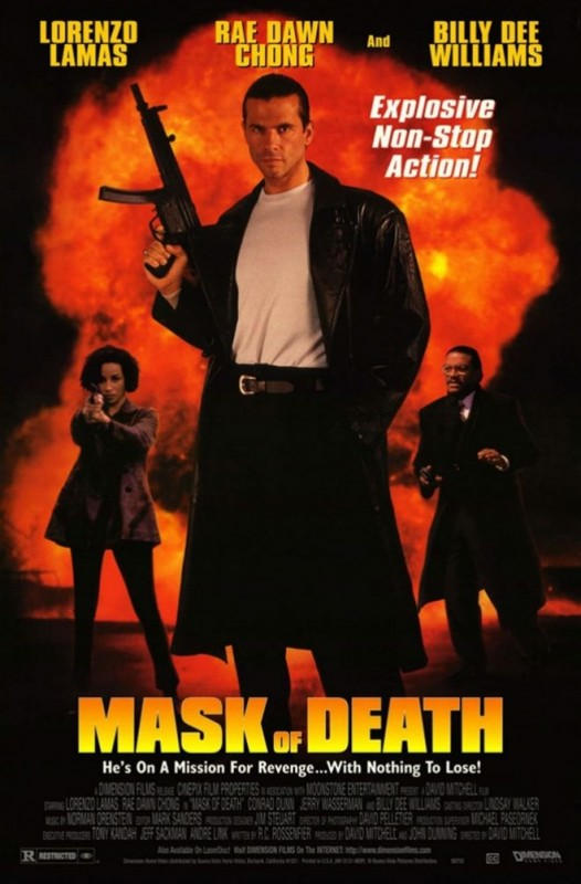 Mask of Death: la locandina del film