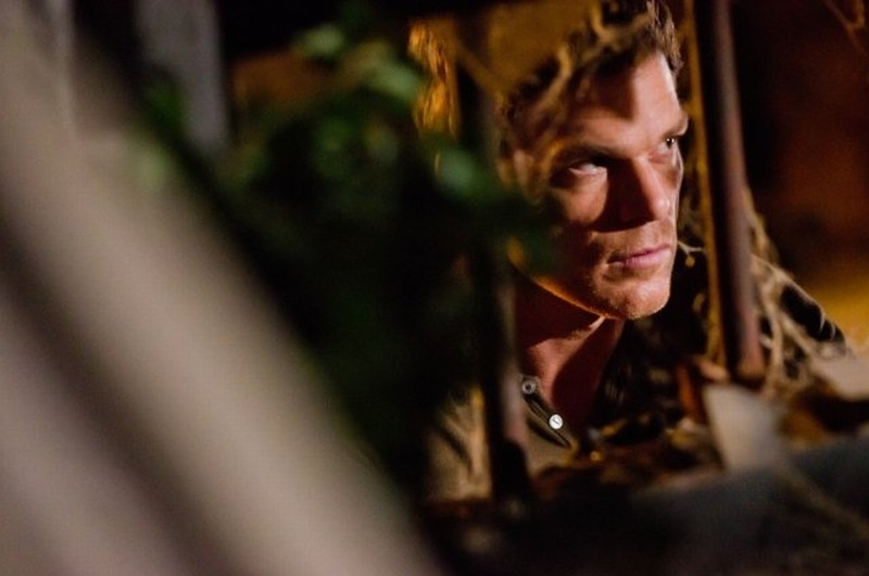 Michael C. Hall in un'immagine tratta dall'episodio Ricochet Rabbit