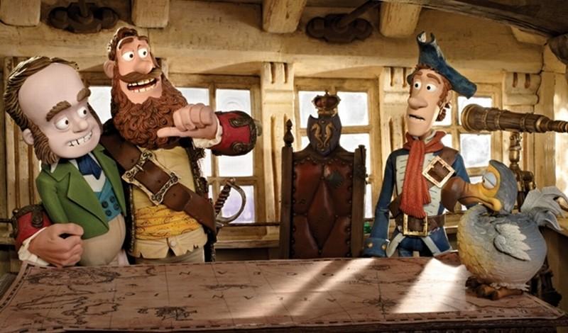 Pirati! Briganti da strapazzo: un'immagine tratta dal film