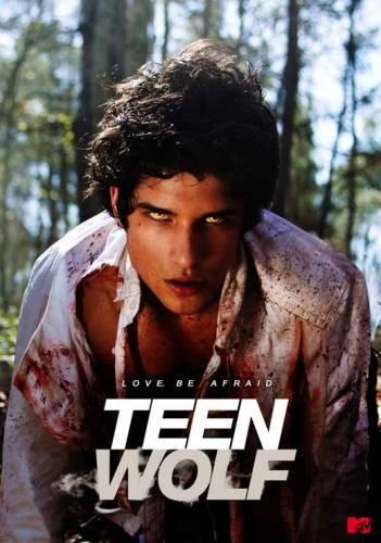 Teen Wolf: un poster della serie di MTV