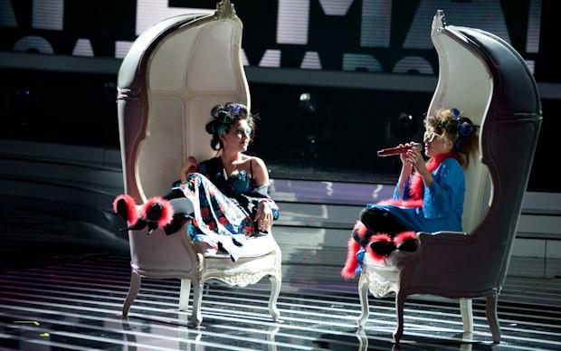 X-Factor 5: Le Cafè Margot cantano Senza paura nella quarta puntata