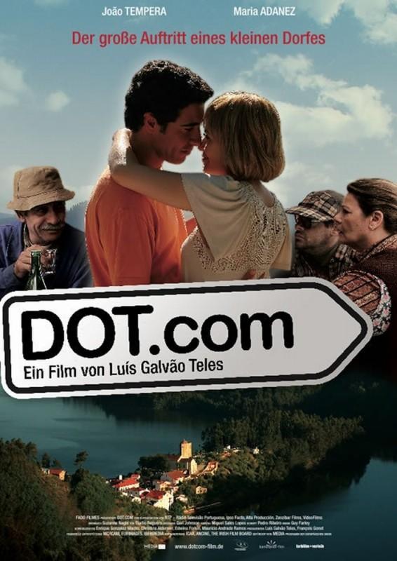 Aguasaltaspuntocom - un villaggio nella rete: la locandina tedesca