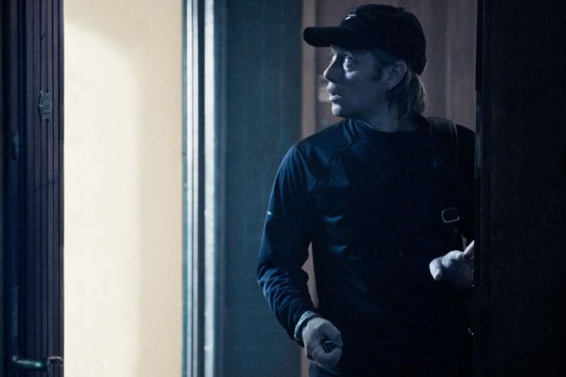 Aksel Hennie in un'immagine del film Headhunters
