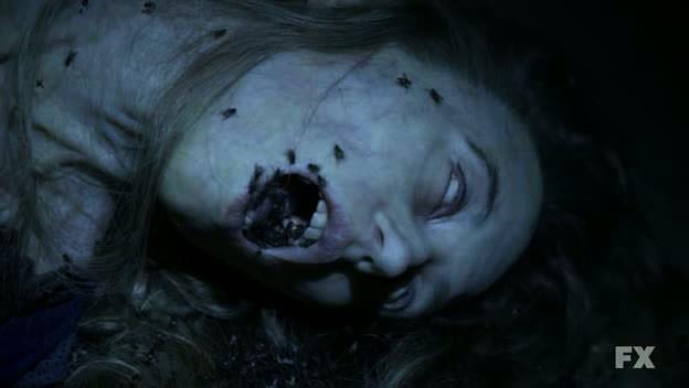 American Horror Story: una sequenza macabra dell'episodio Smoldering Children