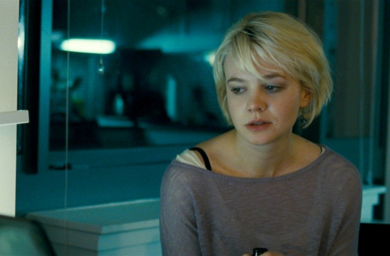 Carey Mulligan in una scena del conturbante e provocatorio Shame