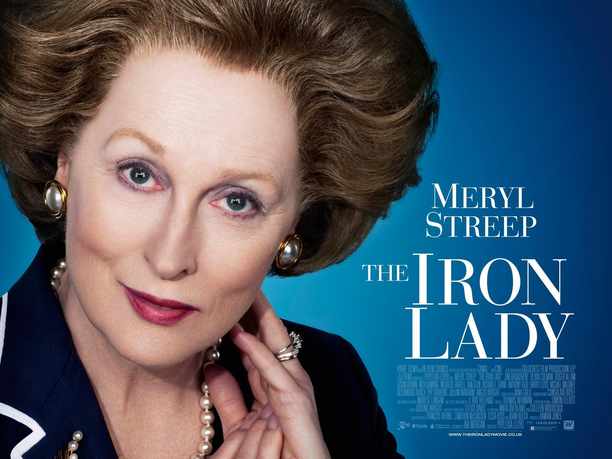 Iron Lady: un wallpaper del film