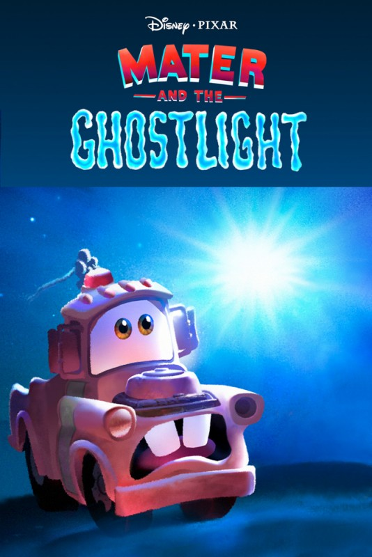 Mater and the Ghostlight: la locandina del film