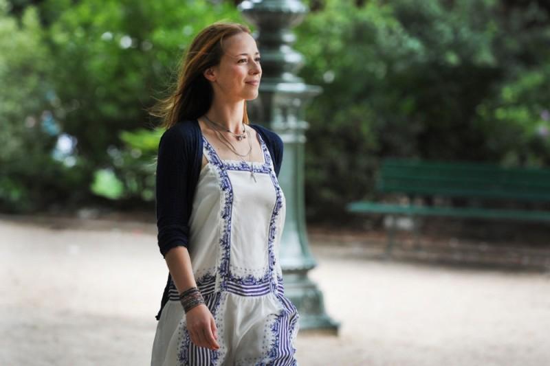 Switch: Karine Vanasse in una scena del film