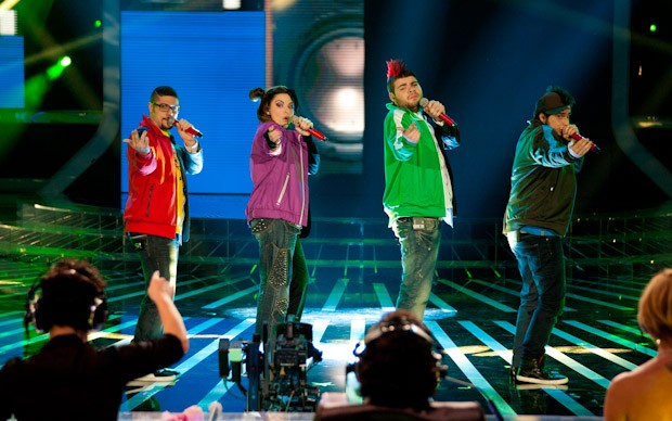 X-Factor 5: I Moderni interpretano Back it up nella quarta puntata