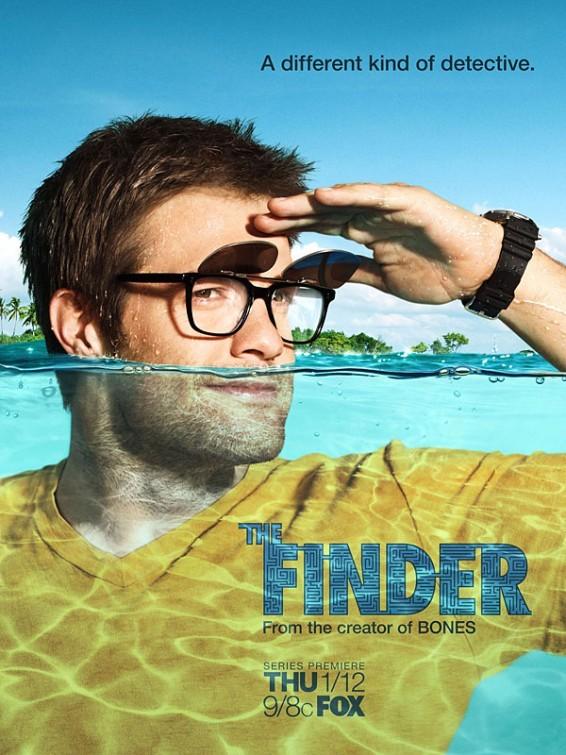 The Finder: un primo poster per lo spin-off di Bones