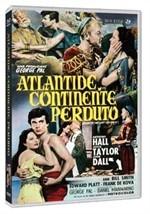 La copertina di Atlantide continente perduto (dvd)