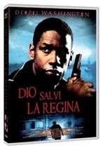 La copertina di Dio salvi la Regina (dvd)