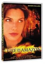 La copertina di Fire on the Amazon (dvd)