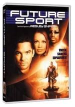 La copertina di Future Sport (dvd)
