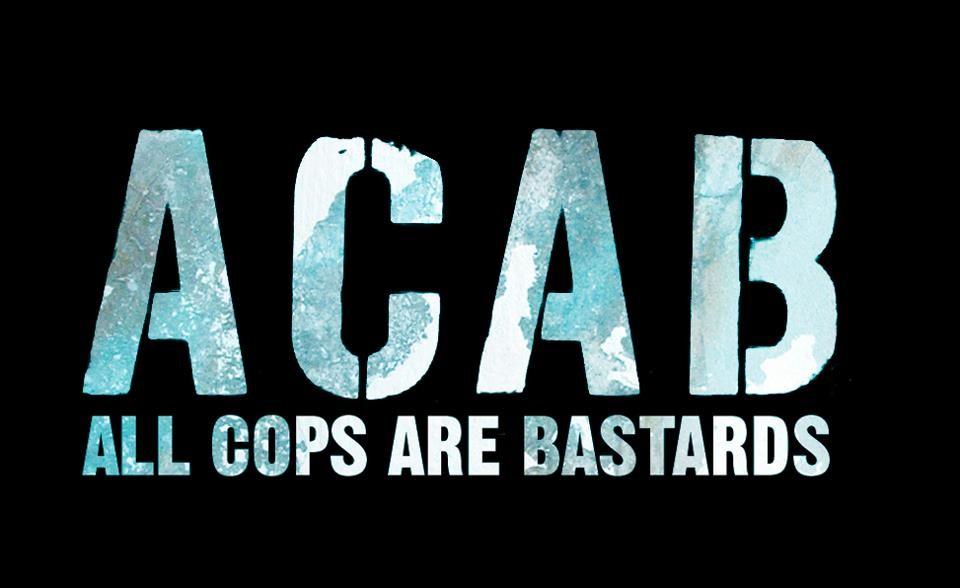A.C.A.B.: un wallpaper del film