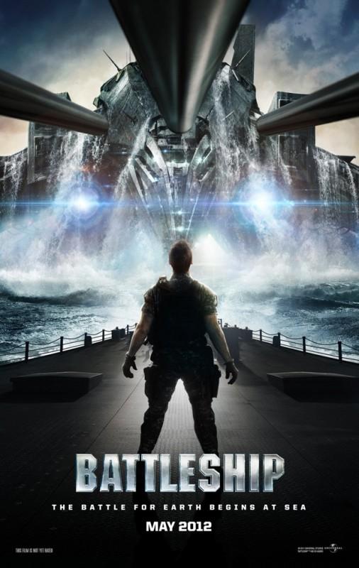 Battleship: ecco la nuova locandina
