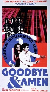 Goodbye & amen: la locandina del film