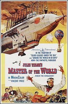 Il padrone del mondo: la locandina del film