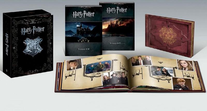 La copertina di Harry Potter - Box Set Limited edition (blu-ray)