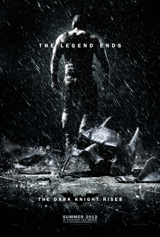 The Dark Knight Rises: nuovo teaser poster