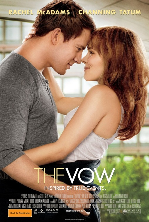 The Vow: nuovo poster australiano