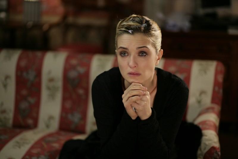 Carolina Crescentini in un'immagine tratta dal film L'industriale