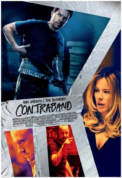 Contraband: nuovo poster