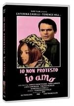 La copertina di Io non protesto, io amo (dvd)