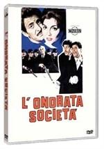 La copertina di L'onorata società (dvd)
