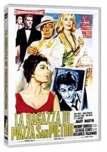 La copertina di La ragazza di Piazza San Pietro (dvd)